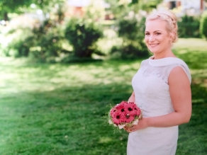 Braut Carina